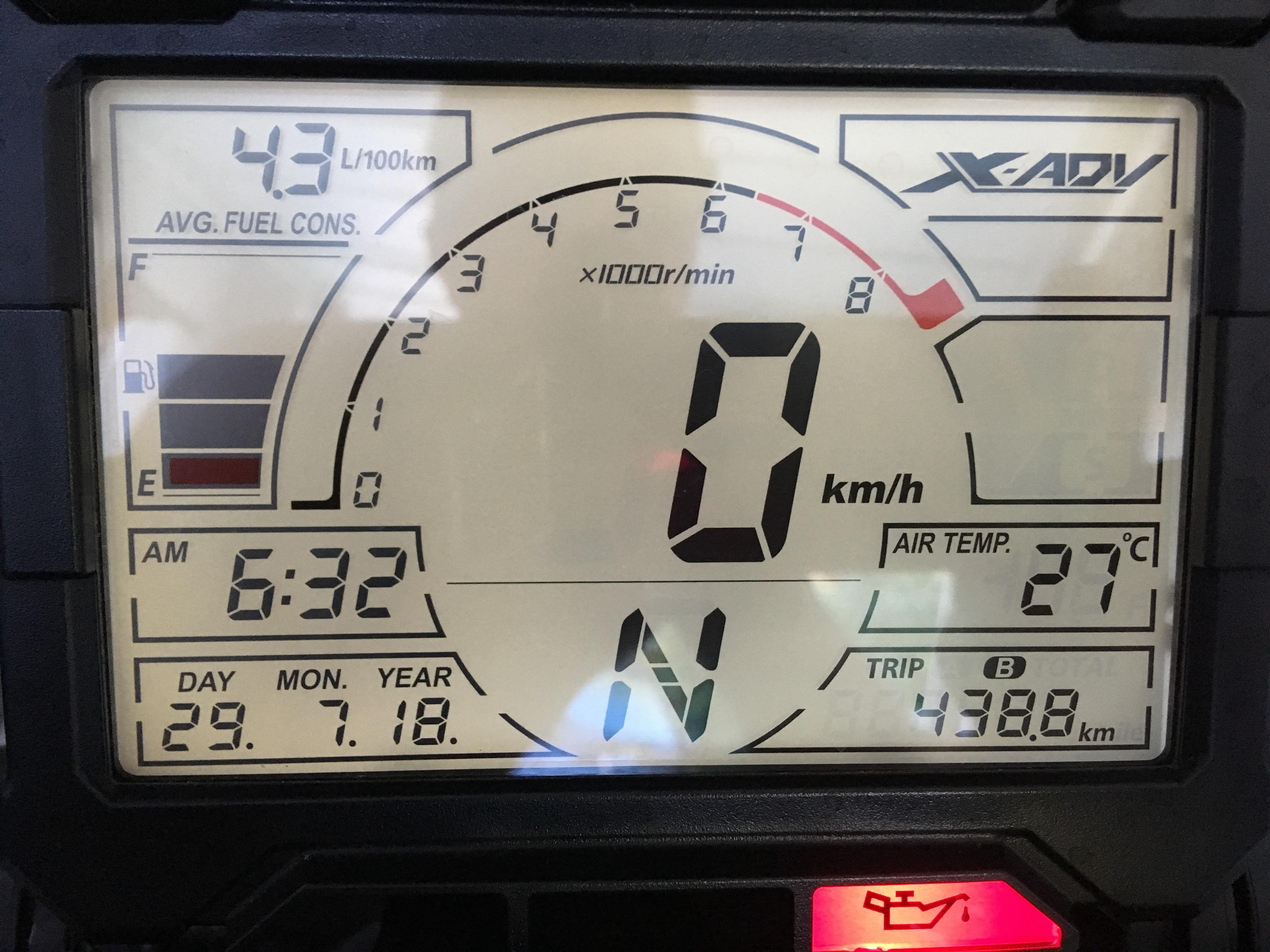 87437dcaa4 Egy mai motoros naplója - 2018. 7. hónap