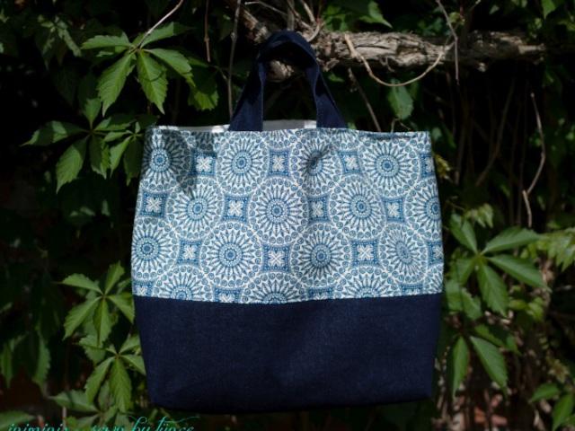 Patchwork nyári táska anyanya varr!
