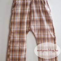 Két Burda-modell: gyermekruhák