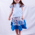 Pattern testing: Joscelyn Skirt by Mama Says Sew