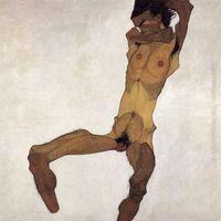 Schiele halott, de a nemi szerve megmaradt az utókornak