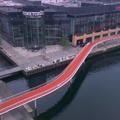 Dániában elkészült a legmenőbb bringás híd