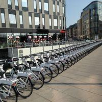 Elektromosbicikli-kölcsönző rendszer indult Dániában