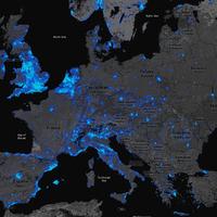 77 millió bringás edzés útvonala egyetlen térképen