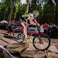 Hazánkban járt a mountain bike királynője