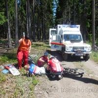 Horrorsérülés egy cseh bringaversenyen (18+)