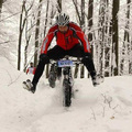 Téli maraton Budapesttől 200 km-re