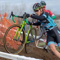 Megingott a bajnok trónja a kőbányai cyclo-cross futamon