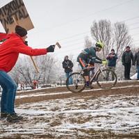 Megújult pályával jön a kőbányai cyclo-cross verseny