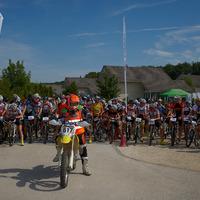 Mountain bike maraton és XCO futam Várgesztesen