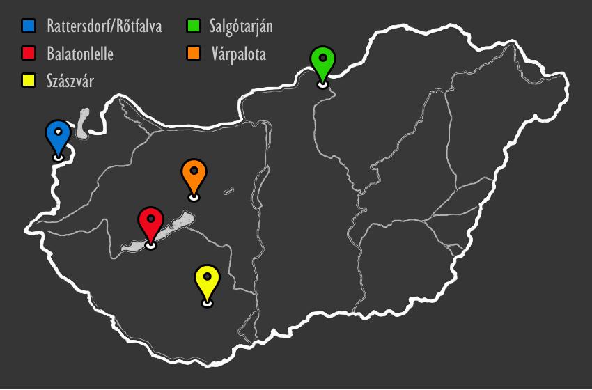 várpalota térkép Merre versenyezzünk a hétvégén?   Mountain Bike Blog várpalota térkép