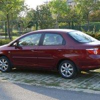 3333 – Honda City tartósteszt