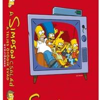 Simpson család 5. évad DVD-n