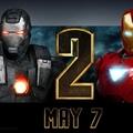 Iron Man 2 - poszterek