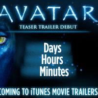 Avatar countdown