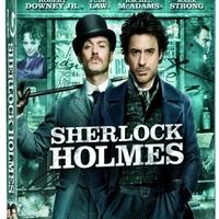 Sherlock Holmes magyar DVD és BD borítók