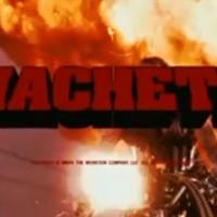 Machete - első forgatási képek