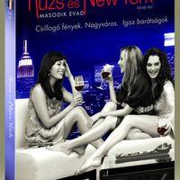 Rúzs és New York 2. évad