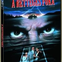 Rettegés foka DVD