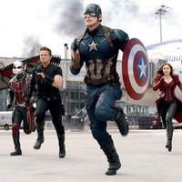 Amerika Kapitány: Polgárháború (2016)