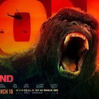 Nem kevesebb, mint négy új TV szpot érkezett a Kong: Koponya-szigethez