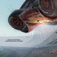 Nagyot esik McQueen a Verdák 3 új poszterén