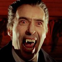 Christopher Lee a véredet szívja - Drakula (1958)