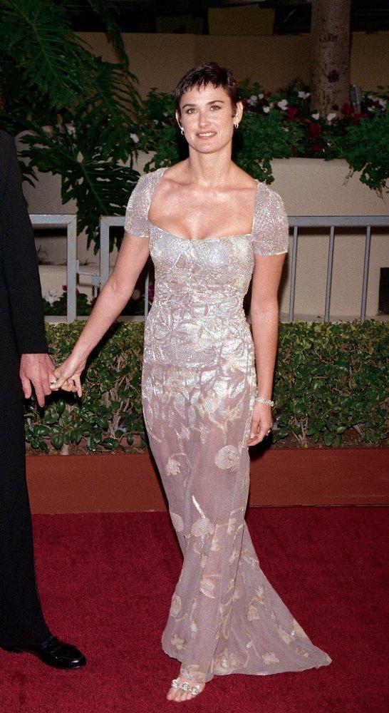 Demi Moore 1997-ben.