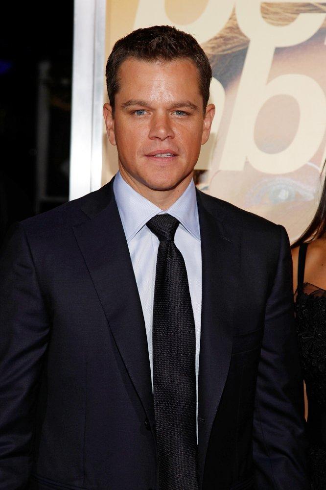 Még egy Matt Damon.