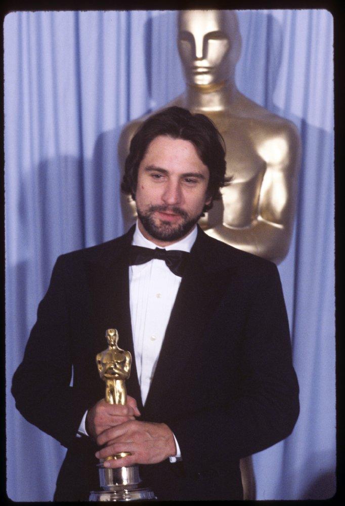 Robert De Niro fénykorában.