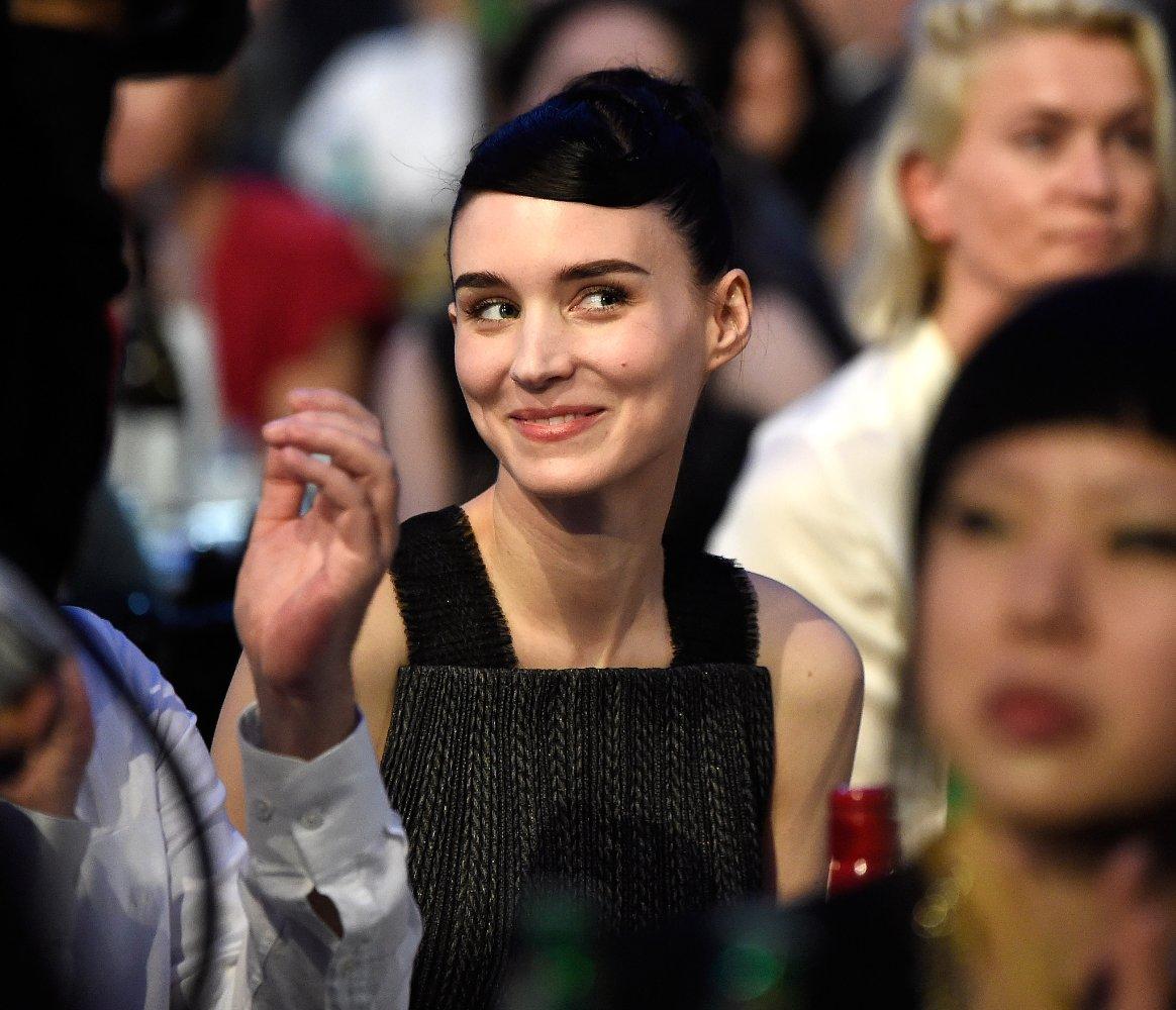 A sajátos szépségű Rooney Mara, aki...