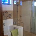 Mozaik a fürdőszobában