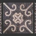 Mozaik feketén fehéren