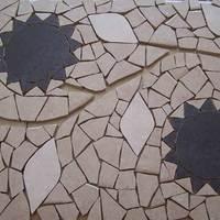 Csempe helyett mozaik?