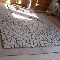 Képek egy készülő mozaikról