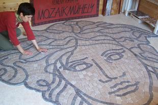 Mozaik kép