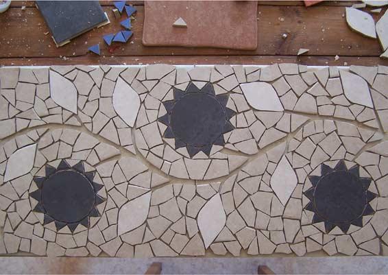Csempe helyett mozaik? - Mozaikos blog