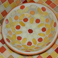 A mozaikos almatál nem esik messze ...
