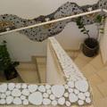 A lépcsőforduló korlát másik fala - projekt :) ... Már folyamatban!!!