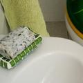 Hirtelen felindulásból elkövetett mozaikos szappantartó :)