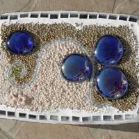 Mozaik helyett kis gyöngyparádé