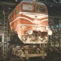 A szocialista vasútért