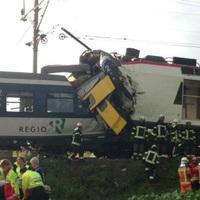 Svájcban is halálos vasúti baleset
