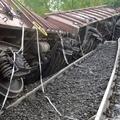 Kisiklott egy tehervonat Vasvárnál