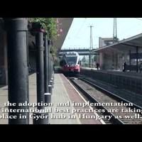 Railhuc project – Győr hub