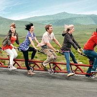 Irány a Balaton! Tandemes kerékpártúra vak-és látás sérült barátainkkal.