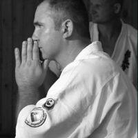Markovics János, a Mozgás Hálózata küzdősport edzője