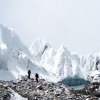 Síelés 7000 méter fellett - interjú Wetzl Péterrel