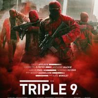 Triple 9 előzetesek és poszter