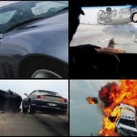 Kárjelentés (Autós üldözések) - Bad Boys 2, avagy Mike, Marcus, repülő autók és a hajó esete